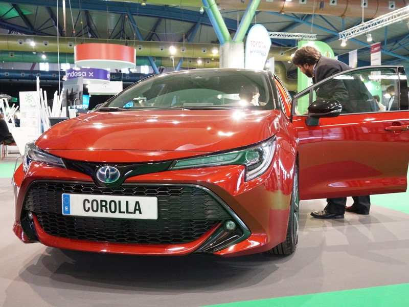 toyota corolla greencities