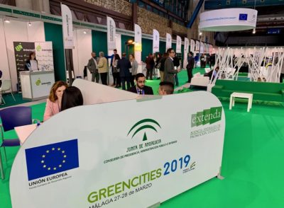 Networking Greencities