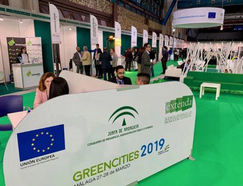 Empresas andaluzas celebran en Greencities más de 100 reuniones de negocio con agentes de once países