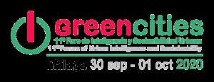 Logo Greencities 2020 pequeño