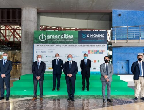 Abren las puertas de Greencities y S-MOVING 2020